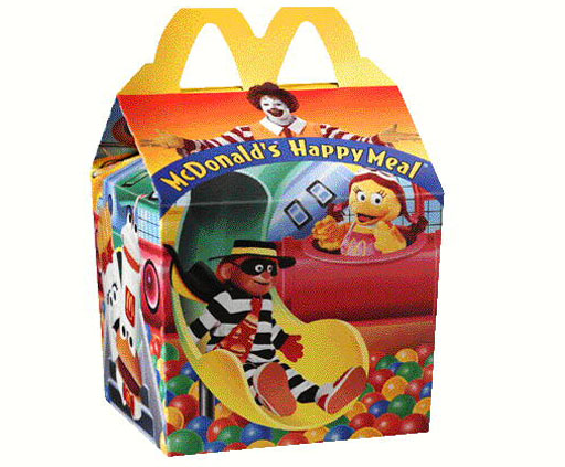 Pictures of Mcdonalds Meals Mcdonalds Happy Meal Box